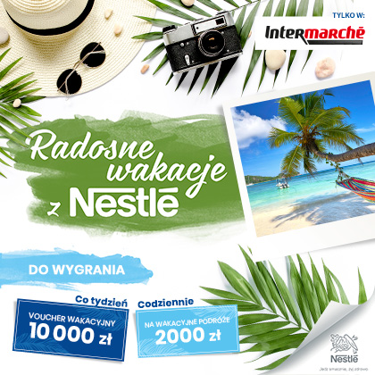The Happy Holiday competition with Nestle