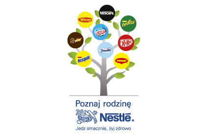 Meet the Nestle family